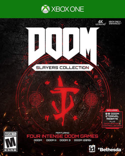 Doom Slayers Club Collection    XBOX ONE