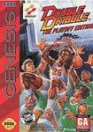 Double Dribble The Playoff Edition     SEGA GENESIS