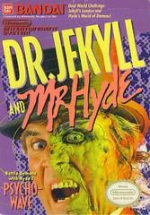 Dr Jekyll and Mr Hyde DMG LABEL    NINTENDO ENTERTAINMENT SYSTEM