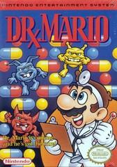 Dr Mario     NINTENDO ENTERTAINMENT SYSTEM
