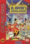 Dr Robotniks Mean Bean Machine DMG LABEL    SEGA GENESIS