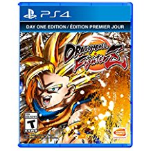 Dragon Ball Fighter Z Day 1 Edition    PLAYSTATION 4