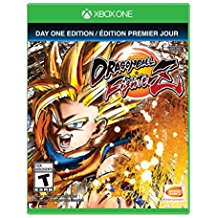 Dragon Ball Fighter Z Day 1 Edition    XBOX ONE