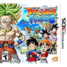 Dragon Ball Fusions    NINTENDO 3DS
