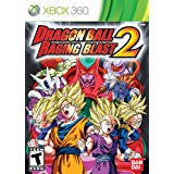 Dragon Ball Raging Blast 2    XBOX 360