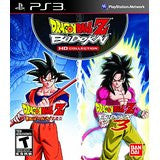 Dragon Ball Z Budokai HD Collection    PLAYSTATION 3