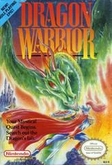 Dragon Warrior     NINTENDO ENTERTAINMENT SYSTEM