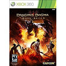 Dragons Dogma Dark Arisen    XBOX 360