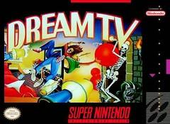 Dream TV BOXED COMPLETE    SUPER NINTENDO ENTERTAINMENT SYSTEM