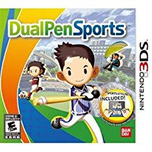 Dual Pen Sports    NINTENDO 3DS