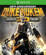 Duke Nukem 3D 20th Anniversary World Tour    XBOX ONE