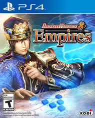 Dynasty Warriors 8 Empires    PLAYSTATION 4