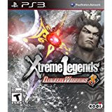 Dynasty Warriors 8 Xtreme Legends    PLAYSTATION 3