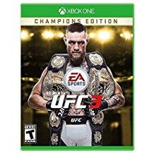 EA Sports UFC 3 Champion Edition    XBOX ONE