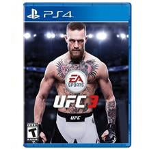 EA Sports UFC 3    PLAYSTATION 4