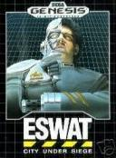 ESWAT City Under Siege     SEGA GENESIS