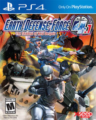 Earth Defense Force 41 Shadow of New Despair    PLAYSTATION 4