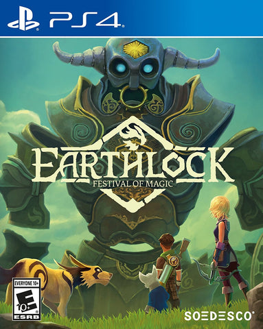 Earthlock Festival of Magic    PLAYSTATION 4