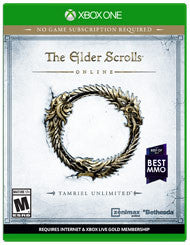 Elder Scrolls Online Tarmiel Unlimited    XBOX ONE