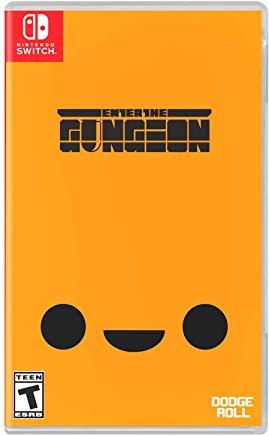 Enter The Gungeon Deluxe Edition    NINTENDO SWITCH