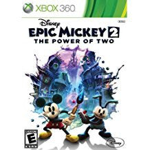 Epic Mickey 2 The Power of Two (BC)    XBOX 360
