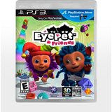 Eyepet & Friends DISC ONLY    PLAYSTATION 3