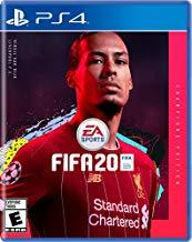 FIFA 20 Champions Edition    PLAYSTATION 4