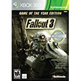 Fallout 3 Game Of The Year Edition (BC)    XBOX 360