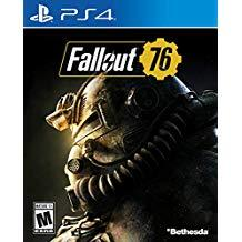 Fallout 76    PLAYSTATION 4