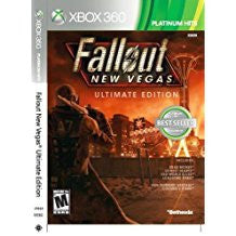 Fallout New Vegas Ultimate Edition (2 discs) (BC)    XBOX 360