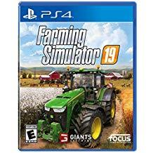 Farming Simulator 19    PLAYSTATION 4