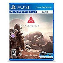 Farpoint    PLAYSTATION 4 VR