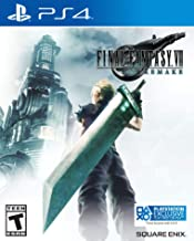 Final Fantasy VII Remake    PLAYSTATION 4