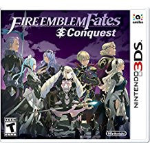 Fire Emblem Fates Conquest    NINTENDO 3DS