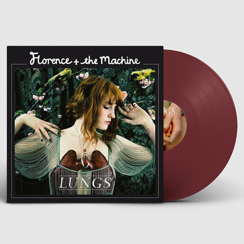 Florence & The Machine - Lungs (Red)