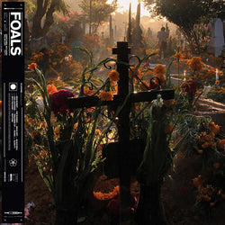 Foals - Everything Not Saved Will Be Lost Part 2 (Indie Exclusive Orange Vinyl)
