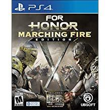 For Honor Marching Fire Limited Edition    PLAYSTATION 4