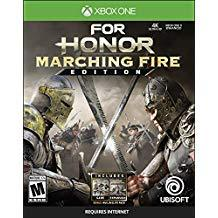For Honor Marching Fire Limited Edition    XBOX ONE