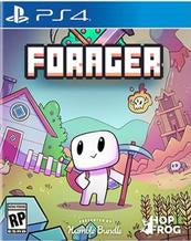 Forager    PLAYSTATION 4