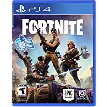 Fortnite    PLAYSTATION 4