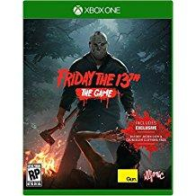 Friday The 13th The Game    XBOX ONE