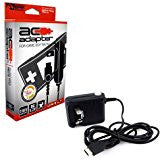 GB Micro AC Adapter Black (KMD)    GAMEBOY MICRO NEW ACCESSORY