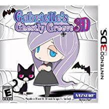 Gabrielles Ghostly Groove    NINTENDO 3DS