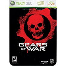 Gears Of War Limited Edition (BC)    XBOX 360