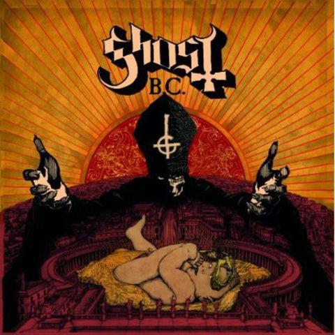Ghost - Infestissumam (Red Transparent Vinyl)