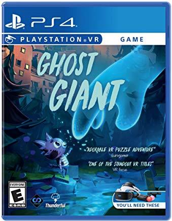 Ghost Giant    PLAYSTATION 4 VR