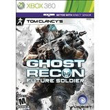 Ghost Recon Future Soldier (BC)    XBOX 360