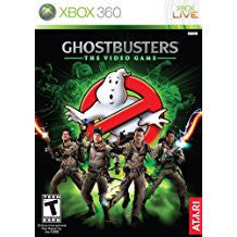 Ghostbusters (BC)    XBOX 360