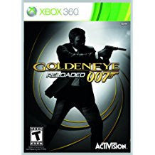 007 Goldeneye Reloaded    XBOX 360