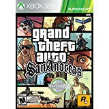 Grand Theft Auto San Andreas (BC)    XBOX 360